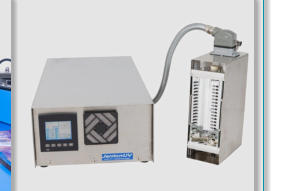 UV Curing 150mm Lamp Head with JAVPXi 2.0kW variable Power Supply Unit
