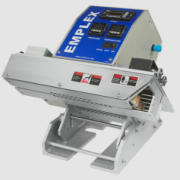continuous bag and pouch sealer table top validatable for medical devices