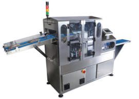Pack Stacker Converger for Food Packaging Automation