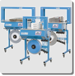 Ultrasonic Seal Banding Machine